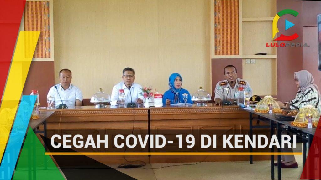 Cegah Virus Corona di Kendari, Walikota Liburkan Sekolah & Tutup Fasilitas Publik