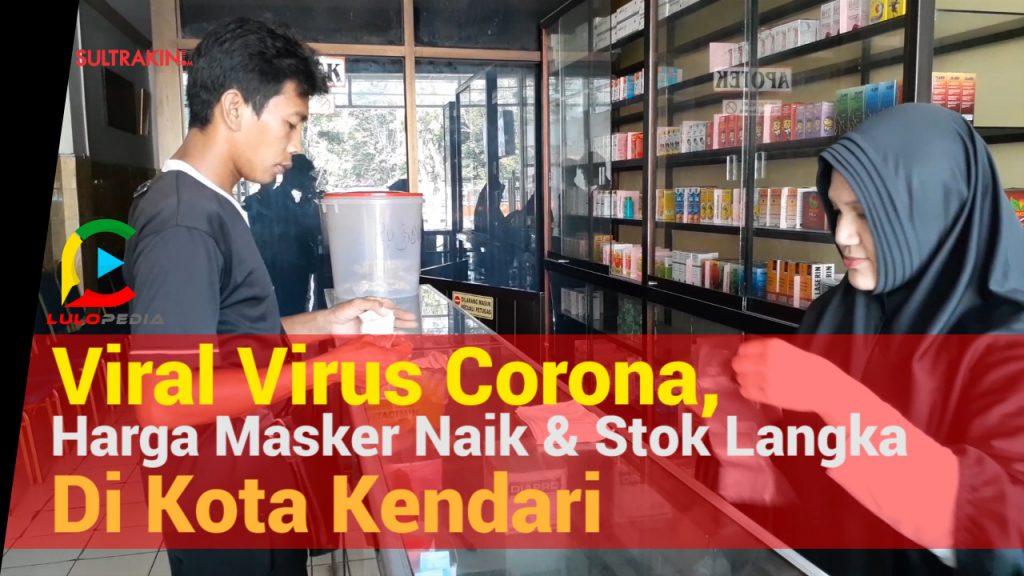 Viral Virus Corona Kendari